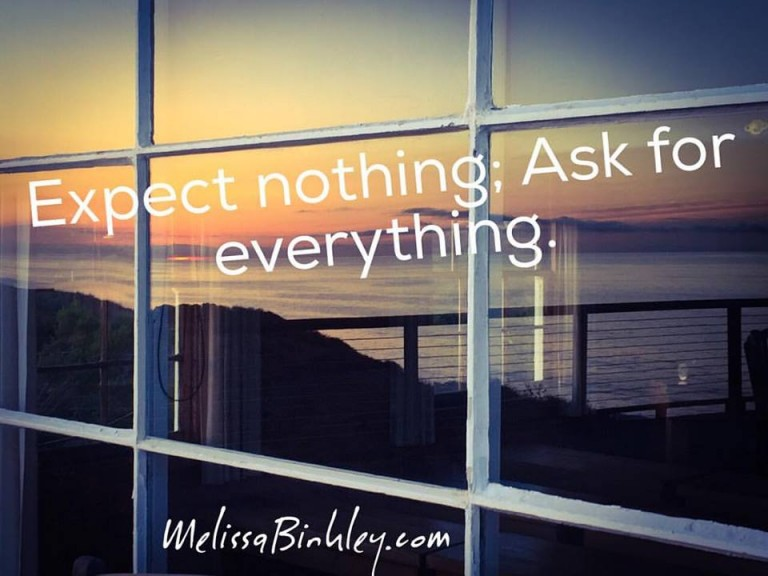 Expect nothing have goals